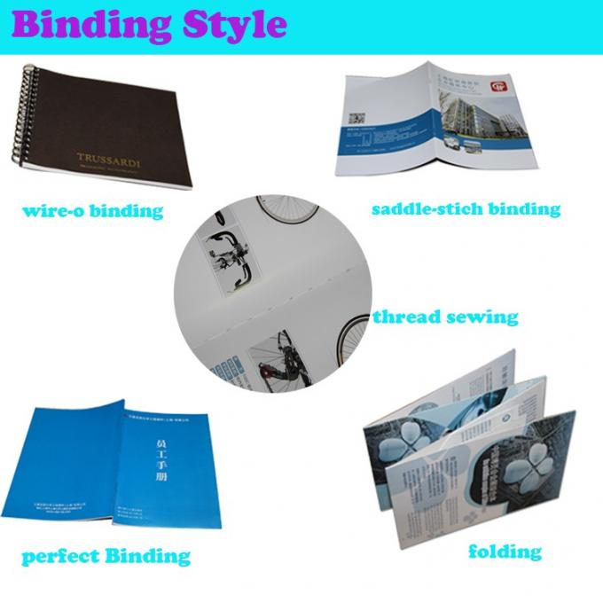 Competitive price colorful brochure/ booklet /flyer /leaflet printing