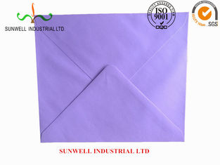 China Multi Colored Custom Printed Envelopes With Address Printed 176mm X 125mm supplier