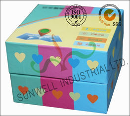 China Cardboard Rigid Paper Electonics Smart Watch Packaging Box Glossy Varnishing supplier