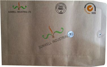 China Handmade Custom Printed Envelopes With String Tie Closure Hot Stamping supplier