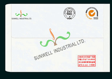 China Normal Finishing Custom Printed Envelopes , Business Greeting Card Envelopes supplier