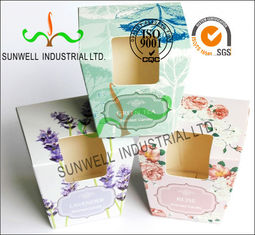 China OEM / ODM Custom Made Corrugated Cardboard Boxes CMYK Offset Printing supplier