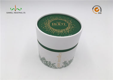 China Paper Cylinder Wedding Favor Round Cardboard Tubes Packing Box Environment Friendly supplier