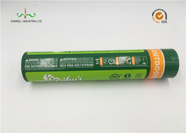 China 18 Inch Long Cardboard Cylinder Tubes Round Cardboard Boxes For Gift Packaging supplier