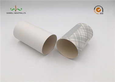 China AE Fluted Corrugated Kraft Pizza Paper Tube Packaging Box CMYK Printing Matt Lamination supplier