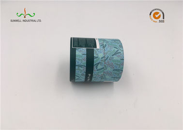 China Recycle Craft Flower Gift Paper Tube Packaging Box With Custom Printing Logo supplier