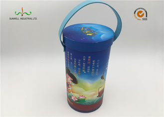 China Multi - Functional Cardboard Cylinder Tubes Decorative Cardboard Boxes supplier
