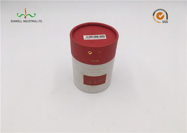 China Pretty round cylinder with Eco.friendly kraft paper /cardboard for jewelry ,skin care products ,toy  packaging supplier