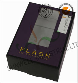 China Digital Printing Luxury Product Packaging Boxes For Electronics Gold Stamping factory