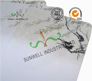 China Self Seal Custom Printed Envelopes Multi Colors Spring Full Printing factory