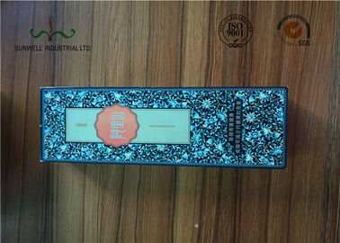 China Eco-friendly CMYK Printing Handcrafted Gift Boxes for Cigarette Packaging factory