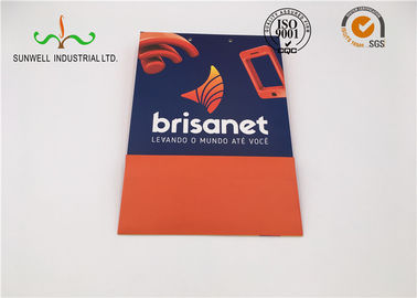 Kraft Recyclable Gift Cardboard Shopping Bags Custom Brand Logo Printing