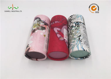 Eco - Friendly Cylinder Shipping Tube For Perfume Essential Dropper Bottle