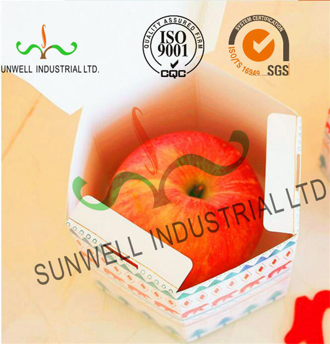 Custom Product Cardboard Food Packaging Boxes With Ribbon Bow Decoration Special Shape