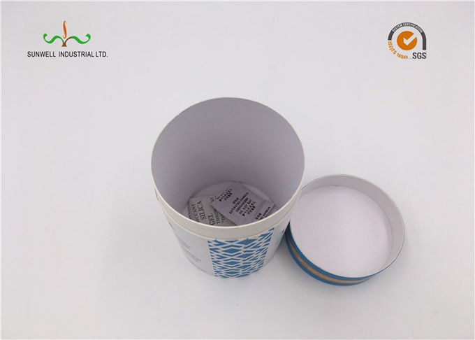 Special Design Paper Cylinder Box Packaging Round Cardboard Tubes Recycled