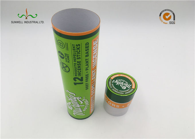 18 Inch Long Cardboard Cylinder Tubes Round Cardboard Boxes For Gift Packaging