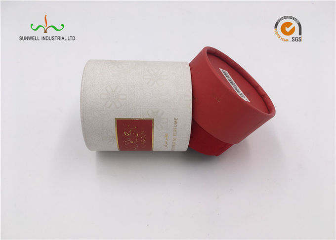 Pretty round cylinder with Eco.friendly kraft paper /cardboard for jewelry ,skin care products ,toy  packaging